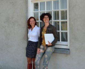 Sarah Klein Haneveld en Sarah Schendeler